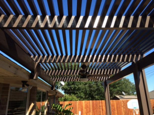 Patios and Pergolas