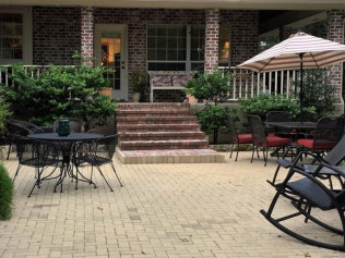 patios college station tx