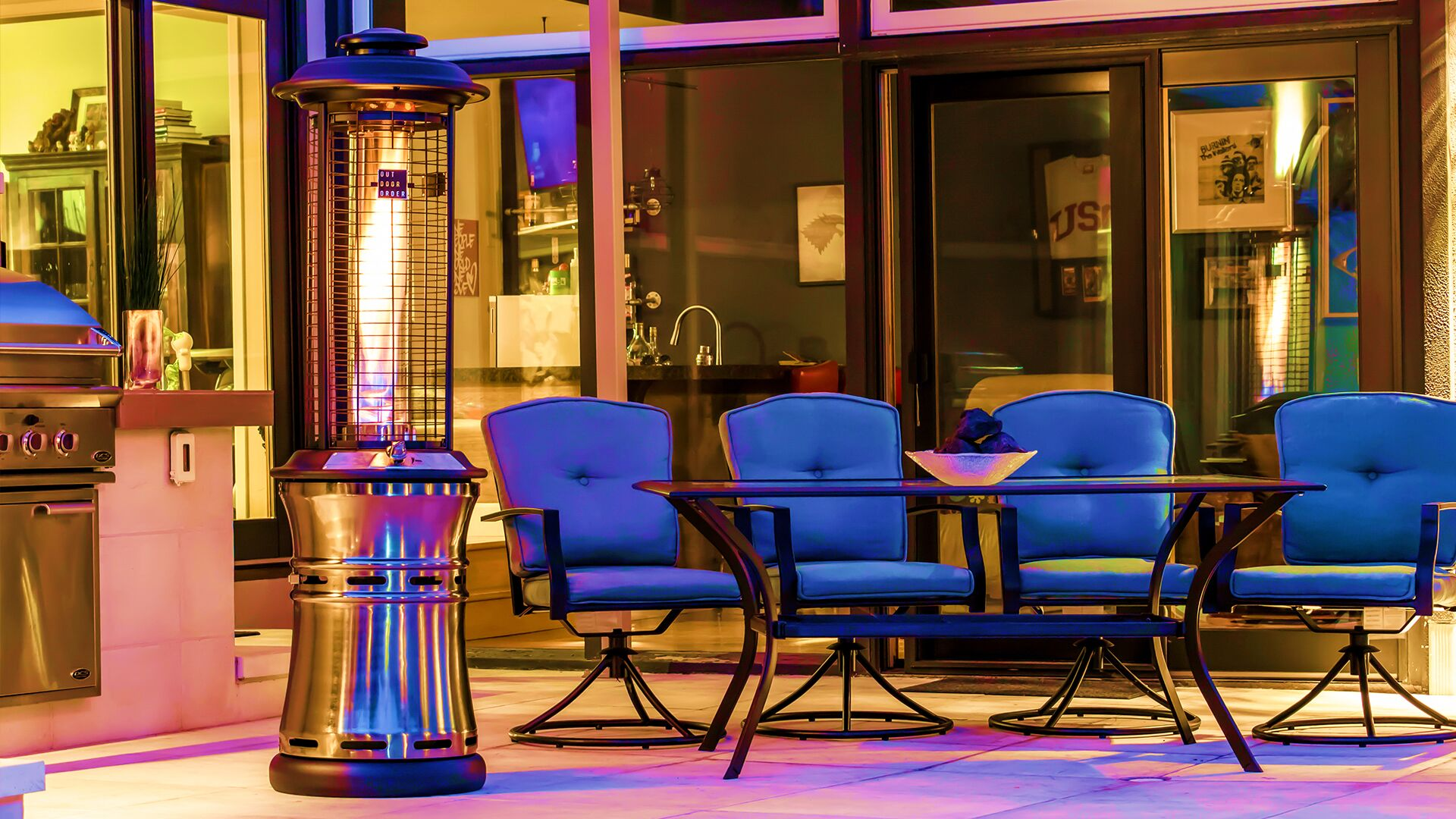Outdoor Heaters Lone Star Patio Amp Outdoor Living Llc